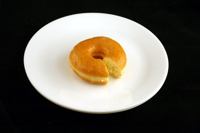 calories-in-a-glazed-donut